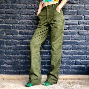 Pants - Vintage Boy Scout Uniform pants